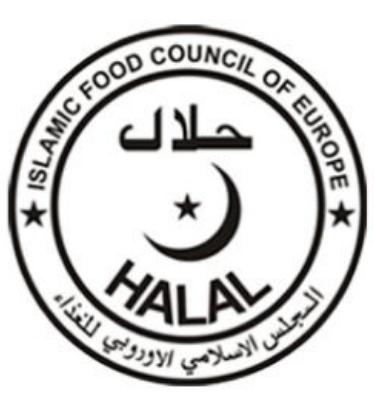 ISLAMIC FOOD COUNCIL OF EUROPE